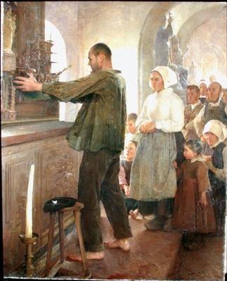 The Ex Voto, 1898