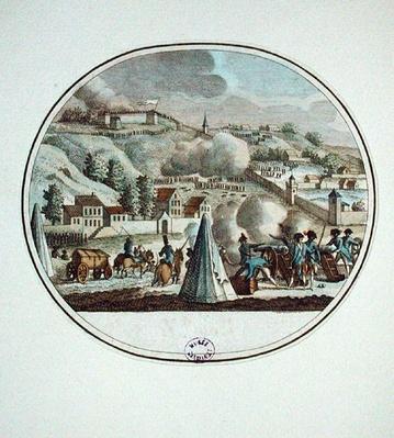 Siege of Lyon, October 1793