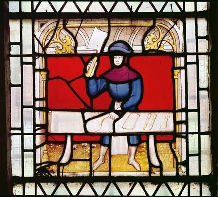 The Butcher's Window