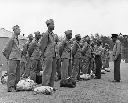 Marine Recruits | Ken Burns: The War