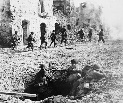 The Brits at Cassino | Ken Burns: The War