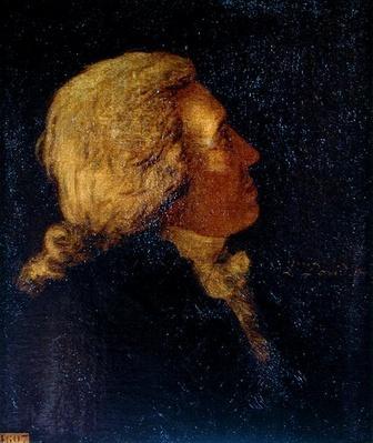 Portrait of Bernard Barere de Vieuzac