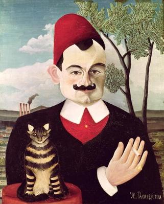 Portrait of Pierre Loti