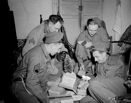 Christmas Packages | Ken Burns: The War