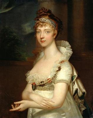 Empress Elizabeth Alexejevna