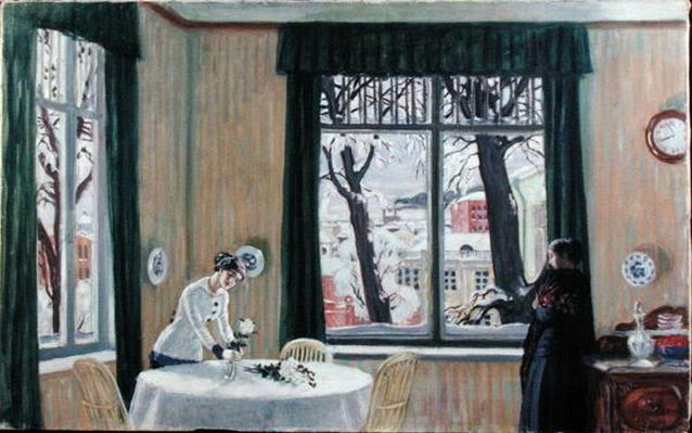 In the Room. Winter, 1915