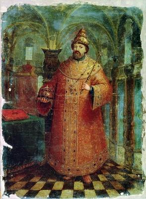 Tsar Ivan Alexeevich V