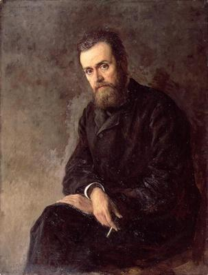 Portrait of Gleb I. Uspensky