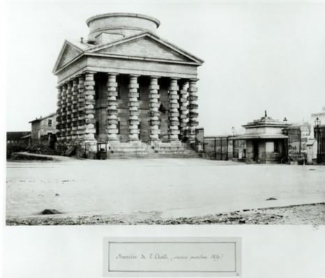The Barriere de l'Etoile, Paris, 1858-78