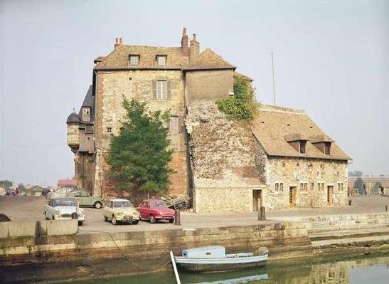 The Lieutenance, from which Samuel de Champlain