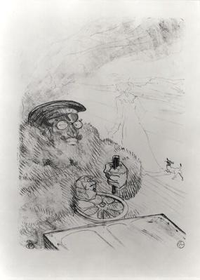 The Motorist, 1896