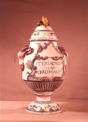 Pharmaceutical jar