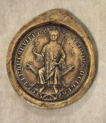 Seal of Philippe III