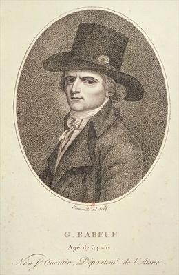 Medallion Portrait of Francois Noel
