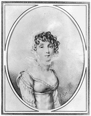 Portrait of Caroline Bonaparte