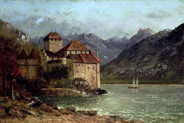 The Chateau de Chillon, 1875