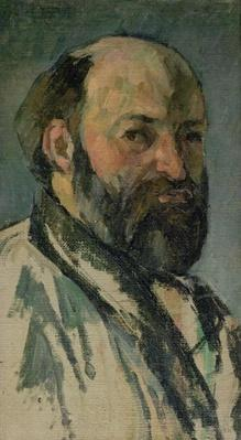 Self Portrait, c.1877-80