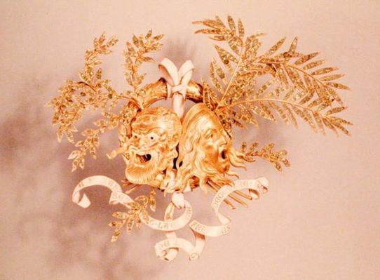 Brooch belonging to Sarah Bernhardt