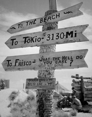 Tarawa: Destinations | Ken Burns: The War