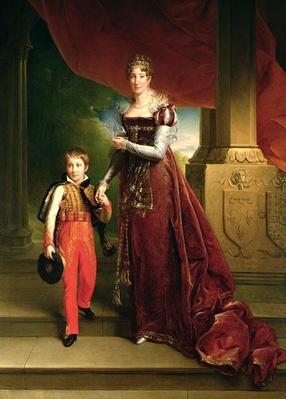 Marie Amelie de Bourbon