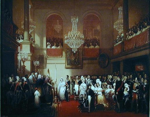 Wedding of Leopold I