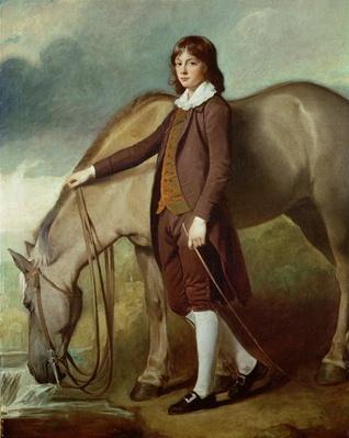 Portrait of John Walter Tempest