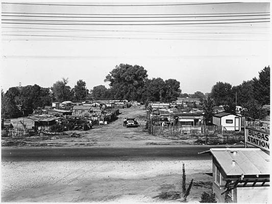 Sacramento Migrant Camp | Ken Burns & Lynn Novick: The War