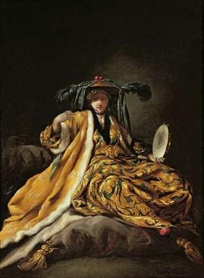 A Greek Sultana, 1748