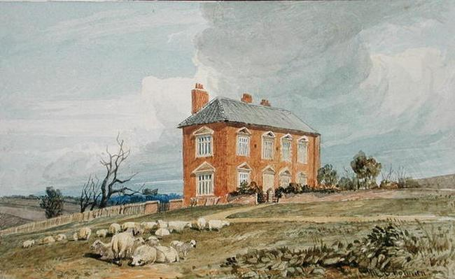 Irmingland Hall, Norfolk