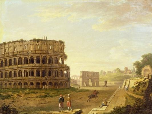The Colosseum, 1776
