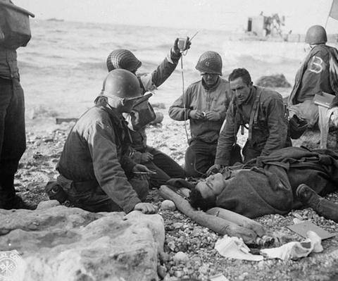 Treating the Wounded on D-Day | Ken Burns & Lynn Novick: The War