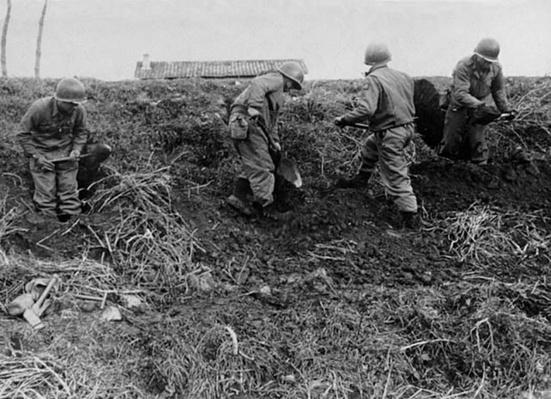 Anzio: Digging In | Ken Burns: The War
