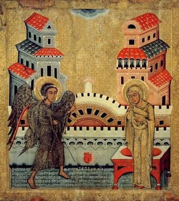 The Annunciation, 1579
