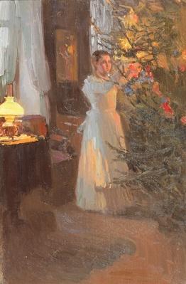 The Christmas Tree, 1910