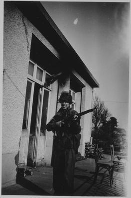 Harry Schmid on a Rhine Mission | Ken Burns: The War