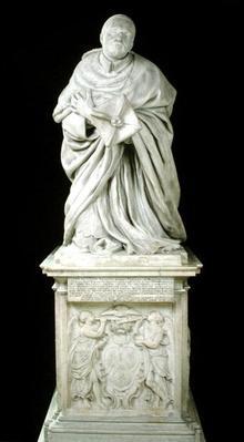 Monument to Cardinal Pierre de Berulle