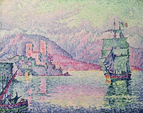 Antibes, Evening, 1914