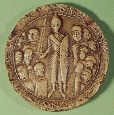 Seal of the Commune of Soissons, 1228