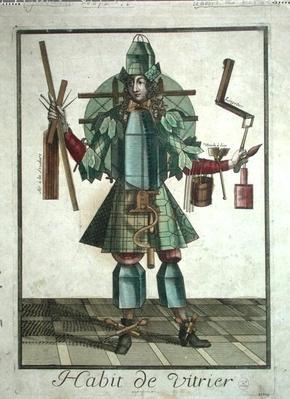 The Glazier's Costume