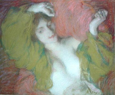 Idleness, c.1895
