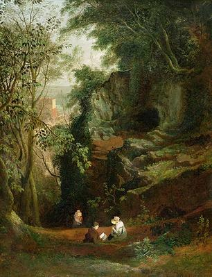 Landscape near Clifton, c.1822-23