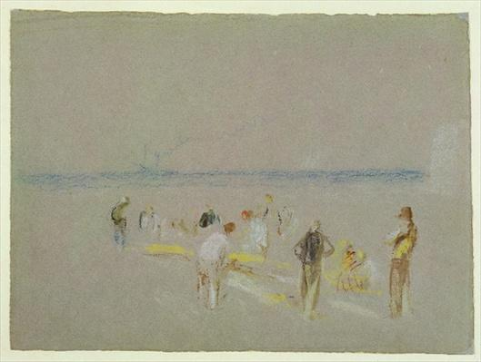 Cricket on the Goodwin Sands