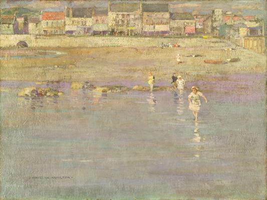 Ebbing Tide, c.1896