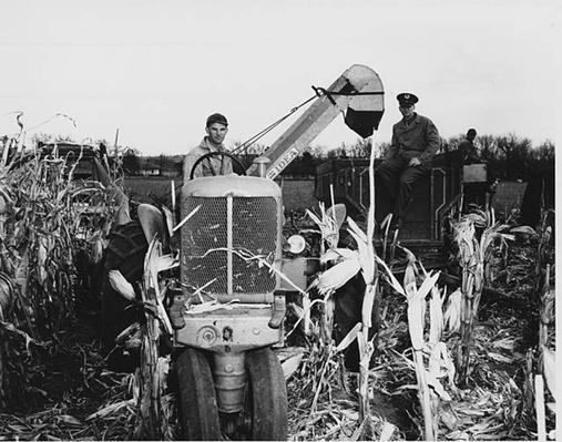 Luverne, Minnesota: Farm Life | Ken Burns: The War