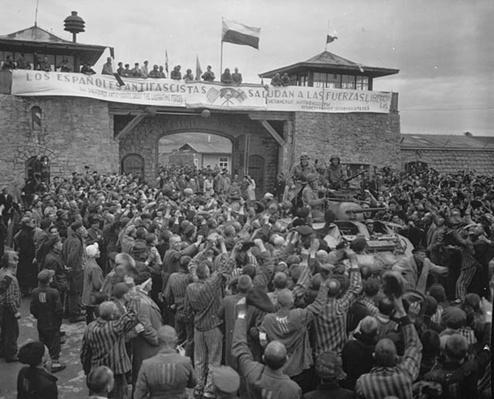 Mauthausen: Welcoming Liberators | Ken Burns: The War