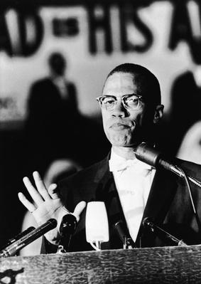 Malcolm X Speaks At Muslim Rally | African-American History