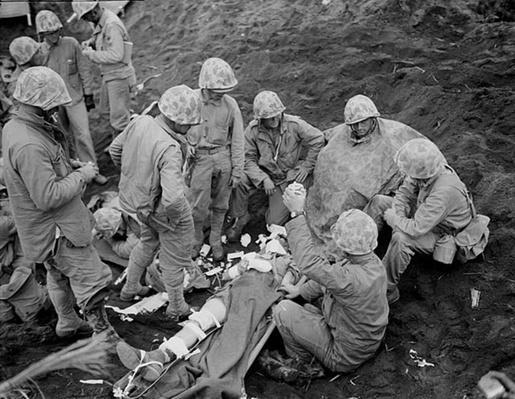 Iwo Jima: Wounded | Ken Burns: The War