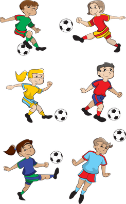 Soccer Kids | Health and Nutrition