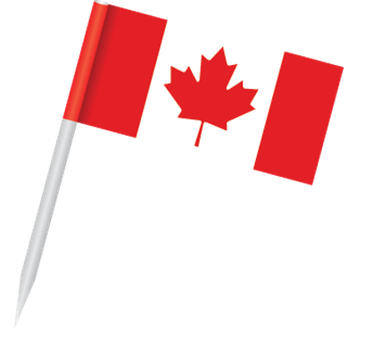 Popular Flags - Canada | Clipart