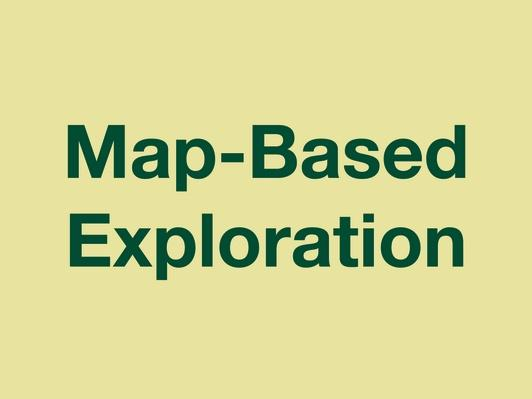 Central America: Map-Based Exploration